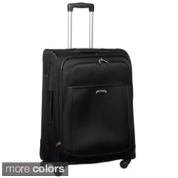 Antler USA 31031 'Transair XL' Medium Expandable Spinner Upright Suitcase