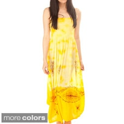Summer Tease Loose-Fit Gown (India)
