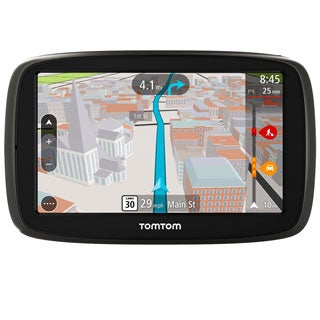 TomTom START 50M 5-Inch GPS Navigation System with Lifetime Maps