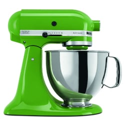 KitchenAid KSM150PSGG Grass Green 5-quart Artisan Tilt-Head Stand Mixer