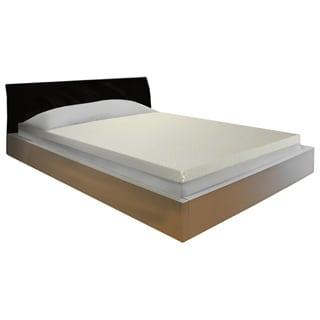 Twin XL Memory Foam Mattress Toppers Overstock Shopping