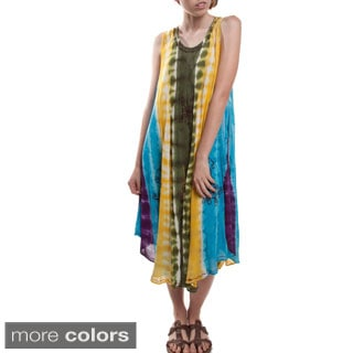 Gina&#39;s Summer Rayon Sundress (India)