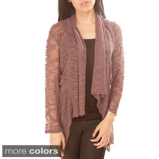 Light Knitted Carrie&#39;s Balinese Sweater Jacket (Indonesia)