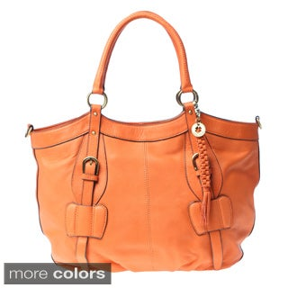 Lucky Brand 'Glendale' Leather Tote Bag