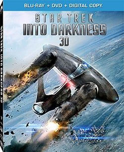 Star Trek: Into Darkness 3D (Blu-ray/DVD)