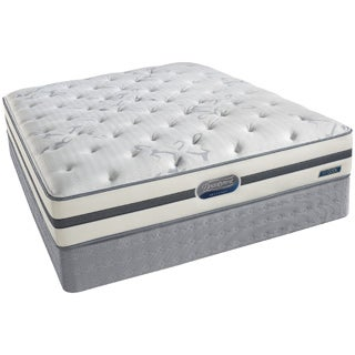 Beautyrest Recharge 'Maddyn' Plush Full-size Mattress Set