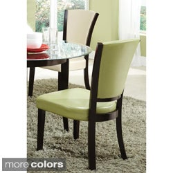 Vivian Decorative Chic Dining Chairs (set of 2)