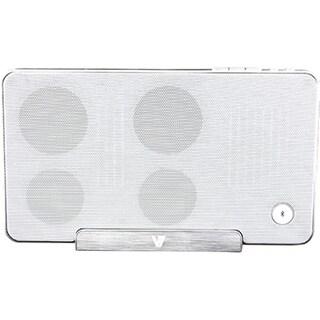 V7 SP5500 Speaker System - 4 W RMS - Wireless Speaker(s) - White