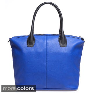 Steve Madden Bkarelee Shopper with Black Trim