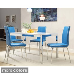 Matilda Retro Modern 5-piece Dining Set