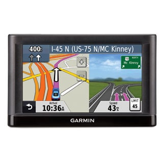 Garmin nuvi 52LM GPS Navigation System with Lifetime Maps