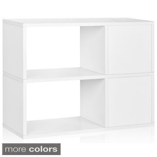 Way Basics Chelsea Modern zBoard Bookcase