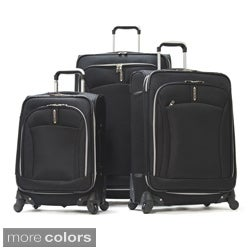 Olympia 'Melrose' 3-piece Spinner Luggage Set