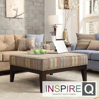 Blue Ottomans Overstock Shopping The Best Prices Online