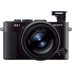 Sony Cyber Shot DSC-RX1 Full Frame Compact 24MP Black Digital Camera