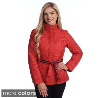 Tommy Hilfiger Women's Soft Quilted Jacket