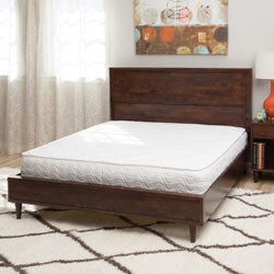 Comfort Living Foam Top Innersping 10-inch Medium Firm Twin XL-size Mattress