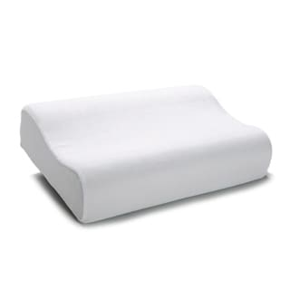 Splendorest Peaceful Dreams Contour Memory Foam Bed Pillow