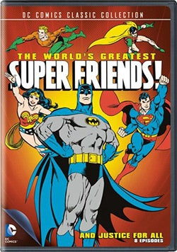 Superfriends: Season 4 - The World's Greatest Superfriends (DVD)