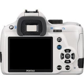 Pentax K-50 16.3 Megapixel Digital SLR Camera with Lens (Body with Le