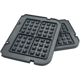 Waffle Plate for Cuisinart GN-4 Griddler Multifunctional Grill