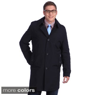 Tommy Hilfiger Men's Classic Trench Coat