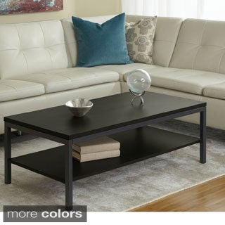 Jesper Office Modern Single-shelf Coffee Table