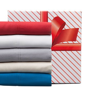 Brielle Bamboo Twill Sheet Set with Giftable Box