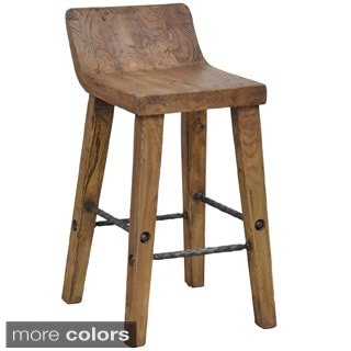 Tam 24-inch Low Back Counter Stool