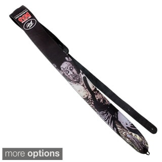 Peavey The Walking Dead Leather Guitar Strap