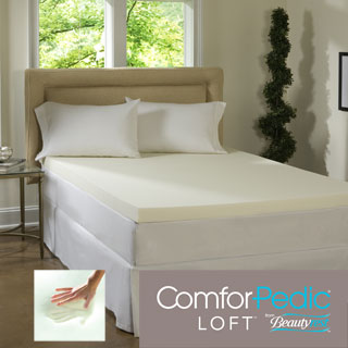 Beautyrest 2-inch Memory Foam Mattress Topper