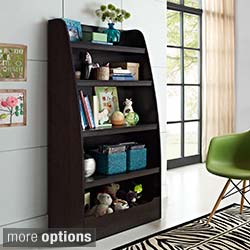 Kids 4-shelf Bookcase