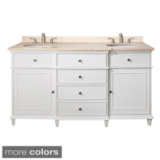 Avanity Windsor 60-inch Double Vanity