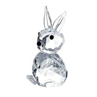 Crystal Florida Crystal Rabbit Figurine