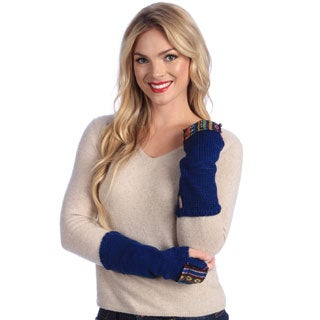 Muk Luks Guatemalan Thumb Hole Arm Warmers