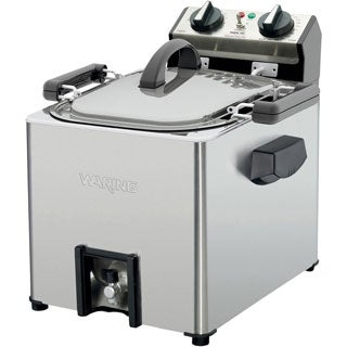 Waring Pro TF200B Rotisserie Turkey Fryer/ Steamer