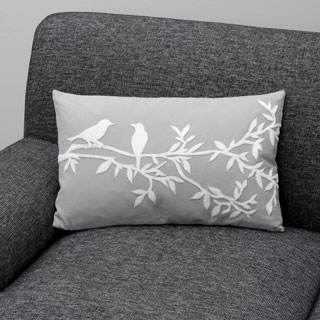 Carmine Decorative Pillow (India)