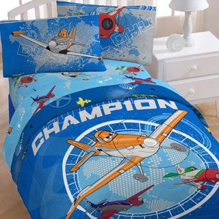 Disney Planes 'Racing' 6-piece Bed in a Bag with Pillow Buddy