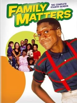 Family Matters: The Complete Fourth Season (DVD)