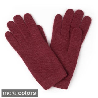 Portolano Women's Cashmere Gloves