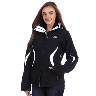 The North Face Women's 'Boundary' Black Tri-climate Jacket