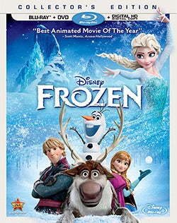 Frozen (Blu-ray/DVD)