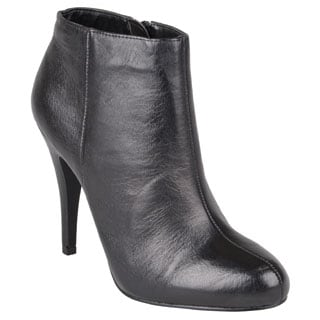 Steve Madden Women's 'Armen' Leather High Heel Booties