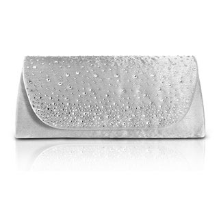 Jacki Design Charming Beaded Evening Clutch
