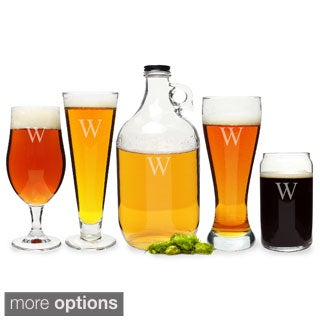 Craft Beer 5-piece Party Glassware Set