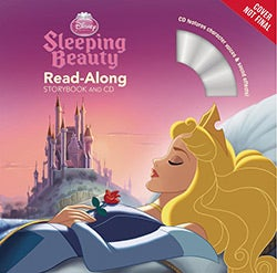 Disney Princess Sleeping Beauty Read-Along Storybook and CD