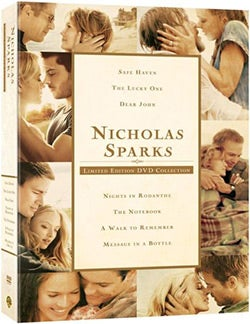 Nicholas Sparks: Limited Edition Collection (DVD)