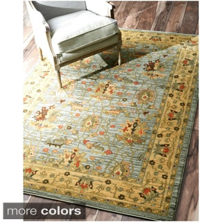 nuLOOM Traditional Ziegler Kashan Fancy Rug (5'3 x 7'7)