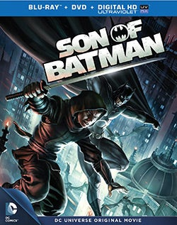 Son Of Batman (Blu-ray/DVD)