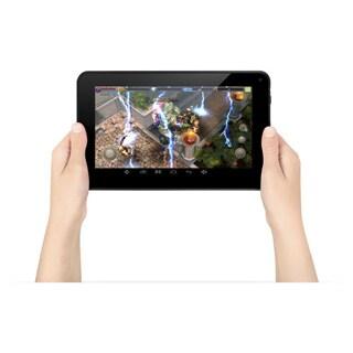 "Ematic EGQ307 8 GB Tablet - 7"" - Wireless LAN - Quad-core (4 Core) 1."